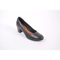 Zapato Mujer Azaleia 962,con Taco De 5 Cm, Importado Brasil.