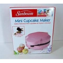 Horno Máquina Baby Cupcakes Muffins Sunbeam