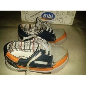 Zapatos Bibi Casuales Talla 20 Niños