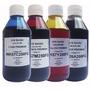 Tinta Epson L210 220 355 365 555 Alternativa Pack X4 125 Ml