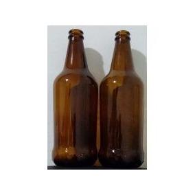 60 Garrafas Para Cerveja Artesanal 600ml Sino Ambar