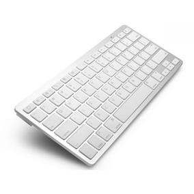 Teclado Bluetooth Padrão Mac Apple Ipad E Air
