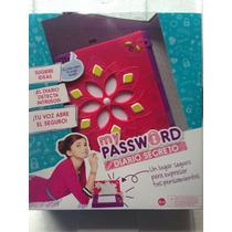 My Password Diario Secreto Tu Voz Es La Llave Mattel