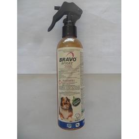 Bravo Spray 250ml Permetrina C.aroma Control Pulga Garrapata