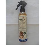 Bravo Spray 250ml Permetrina Control Pulga Garrapata Y Aroma