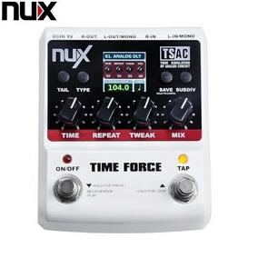 Pedal Nux Time Force Novo Lacrado