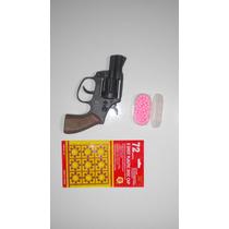 Revolver De Brinquedo Anos 8o(frete Grátis)