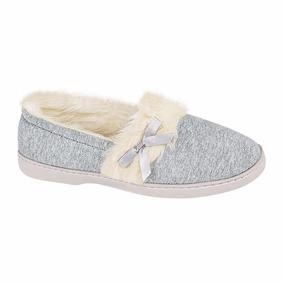 Pantufla Confort Para Dama Marca Shosh Af6921