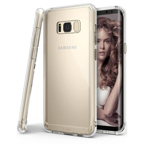 Funda Case Ringke Fusion Para Samsung Galaxy S8 Envio Gratis