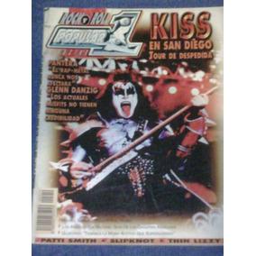 Kiss En Revista Rock