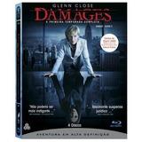 Seriado Damages Blu-ray 1ª Temporada Original/lacrada