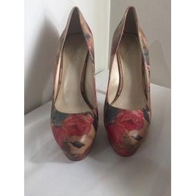 Zapatos Aldo Diseño Edición Especial Rojos Seminuevos