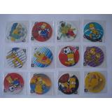 330 Tazos De Los Simpson 2012 Buen Estado Con Envio