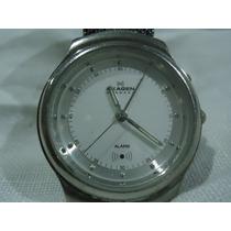 Reloj Skagen Denmark Alarm Raro Vintage De Colección