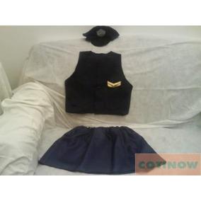 Disfraz De Mujer Policia Para Adulto