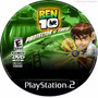 Ben 10 Protector Of Earth Patch Ps 2