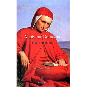 Livro A Divina Comédia Dante Alighieri Poema Épico Importado