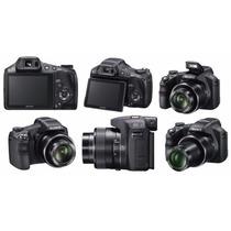 Câmera Semi-p Sony Cybershot Dschx200v + Bat. Extra