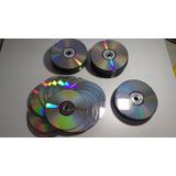 100 Midias Dvd/cd Para Decoração E Artesanato