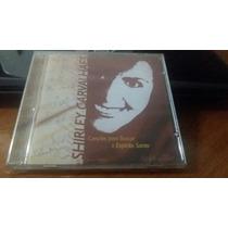 Cd Shirley Carvalhaes Canções Para Buscar O E. Santo C/ Pb