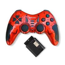 Halion - Mando Wireless Ps1-ps2-ps3-usb - Rojo