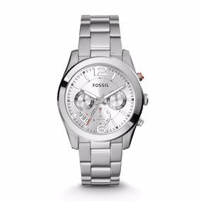 Perfect Boyfriend Multifunction Stainless Steel Watch-fossil