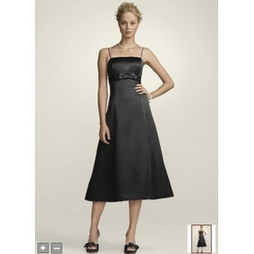 Lilasori Vestido De Fiesta Davids Bridal Importado T 9 Negro