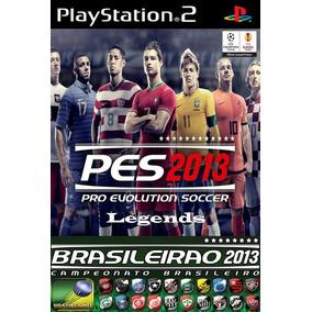 Pes 2013 Brasileirão - Campeonato Brasileiro Playstation 2