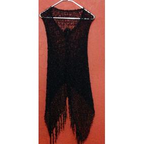 Pashmina Chal Chalina Pareo Ponchos Crochet Calados