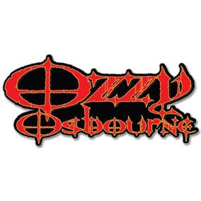 Ozzy Osbourne Adesivo Em Vinil Made In Usa Frete Grátis
