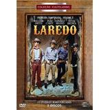 Laredo - 1ª Temporada - V.2 - 3 Dvds Faroeste Western