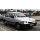 Manual De Taller Suzuki Forza (1983-1988) Español