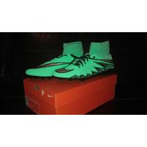 Tacos Nike Hypervenom Phatal Ii Fg 27 Mx Envío Gra