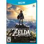 The Legend Of Zelda Breath Of The Wild - Wii U