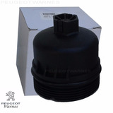 Tapa Filtro Aceite Alternativa Peugeot 206 1.6 16v Naf 05-06