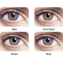 Freshlook Pupilentes Colorblends Naturales Envio Incluido