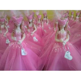 Promocion!!15 Años Hadas Y Princesas Souvenirs