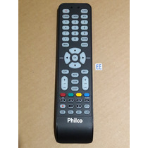 Controle Remoto Tv Philco Ph32 Ph46 Ph55 Led Lcd Original