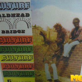 Culture 1980 Baldhead Bridge Lp Importado Joe Gibbs