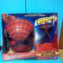 Muñeco Spiderman 20cm Con Mascara Hombre Araña