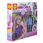 Toys On Line Juguetes Alex 5 Lapices Colores Metalic De Pelo