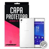 Capinha Protetora Transparente Para Sony Xperia Z4 Ultra - U