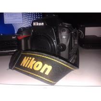 Vendo Nikon D90 Usada Com Defeito Na Placa Principal