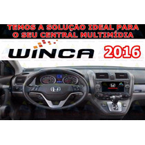 Navegador Gps Winca 2016 Central Multimídia Micro Sd Origin.