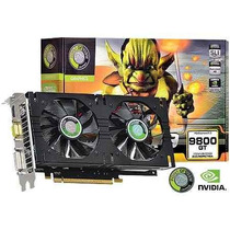 Placa De Video Geforce 9800gt 1gb Ddr3 256bits Point Of View