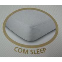 Capa Impermeável Para Colchão Casal- Serve P/ Cama Box