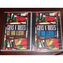 2 Dvds Guns N