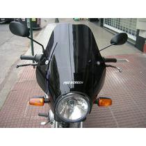 Parabrisas P/ Honda Twister, Ybr250,ybr125, Cg, Y Más...
