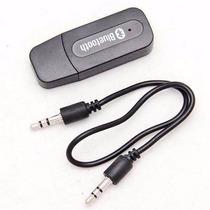 Promoção Adaptador Receptor Bluetooth Usb Musica Carro P2
