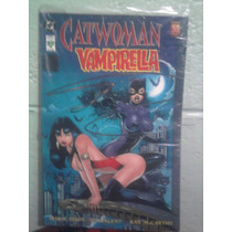 Dc Comics Vampirella Vs Catwoman Vid Marvel Crossover